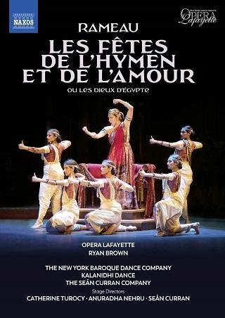 Ryan Brown joue Les fêtes de l'Hymen et de l'Amour (1747) de Rameau
