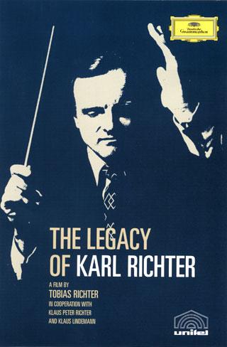 L'héritage de Karl Richter, un portrait