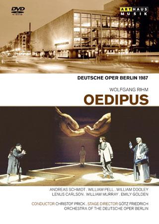 Christof Prick joue Oedipus (1987), un opéra signé Wolfgang Rihm