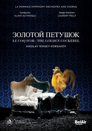 Alain Altinoglu joue Le coq d'or (1909), dernier opéra de Rimski-Korsakov