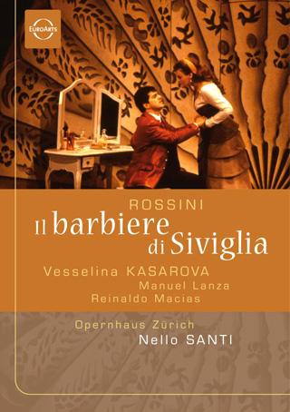Il barbiere di Siviglia, opéra de Rossini