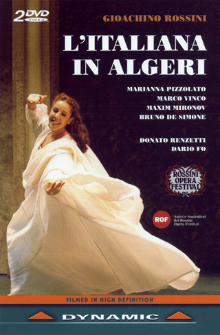 L'Italiana in Algeri, opéra de Rossini