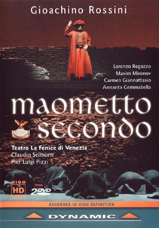 Maometto Secondo, opéra de Rossini