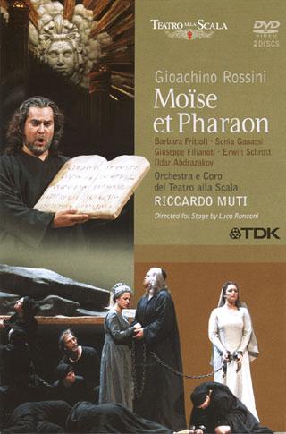 Moïse et Pharaon, opéra de Rossini