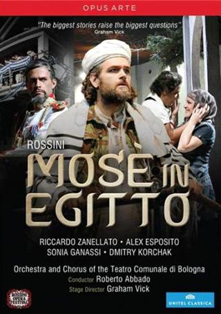 Gioachino Rossini | Mosè in Egitto