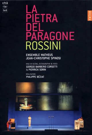 La pietra del paragone, opéra de Rossini