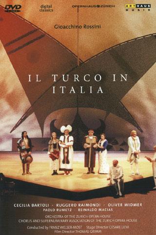 Il Turco in Italia, opéra de Rossini