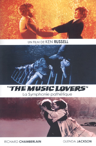 The music lovers, film de Ken Russell