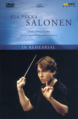 Esa-Pekka Salonen et The Los Angeles Philharmonic Orchestra