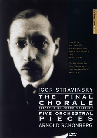 Arnold Schönberg – Igor Stravinsky
