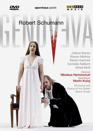 Robert Schumann | Genoveva