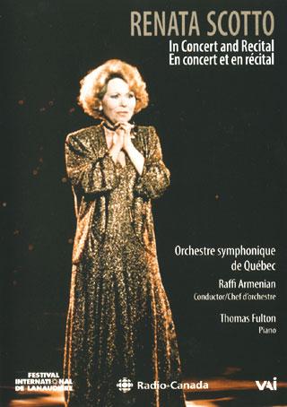récital à Tokyo (1984) – concert à Lanaudière (1986)