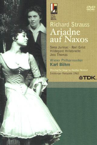 Ariadne auf Naxos, opéra de Strauss