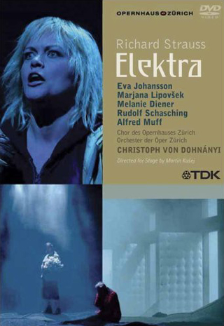 production d'Elektra à Zurick, en décembre 2005