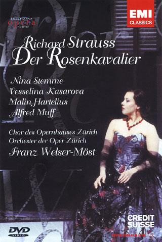 Der Rosenkavalier, opéra de Strauss