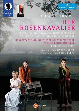 Franz Welser-Möst joue Der Rosenkavalier (1911), l'opéra de Strauss