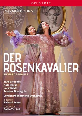 Robin Ticciati joue Der Rosenkavalier (1911), un opéra de Richard Strauss