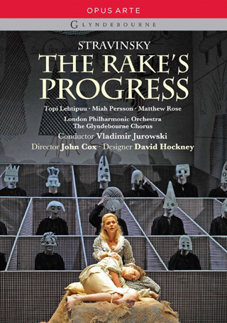 Igor Stravinsky | The Rake's Progress