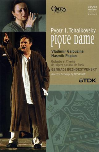 Piotr Illich Tchaïkovski | La Dame de pique