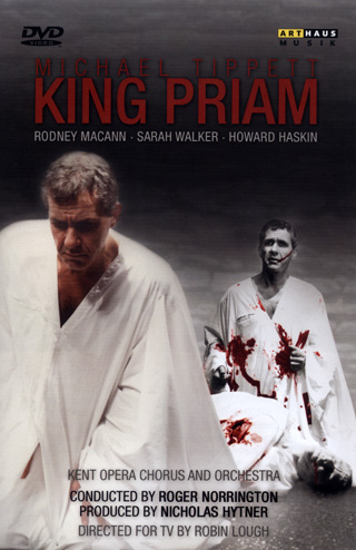 Michael Tippett | King Priam