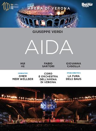 Omer Meir Wellber joue Aida, l'opéra de Giuseppe Verdi