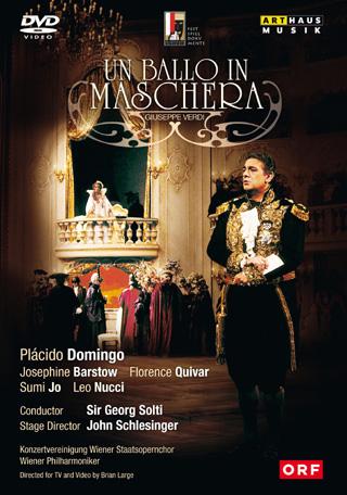 Un ballo in maschera, opéra de Verdi