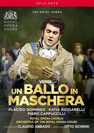 Claudio Abbado joue Un ballo in maschera (1858), un opéra de Verdi