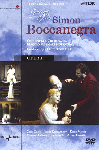 Giuseppe Verdi | Simon Boccanegra