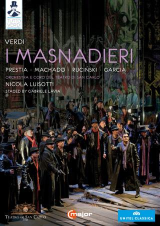 Nicola Luisotti joue I masnadieri (1847), un opéra de jeunesse de Verdi