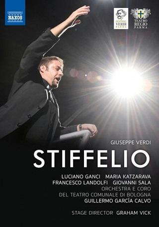 Guillermo García Calvo joue Stiffelio (1850), opéra de Giuseppe Verdi