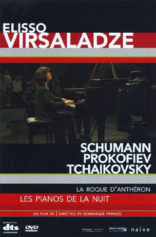 Elisso Virsaladze filmée le 8 août 2004