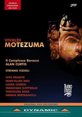 Motezuma, opéra de Vivaldi