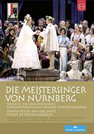 À Salzbourg en 2013, Danielle Gatti joue Die Meistersinger von Nürnberg