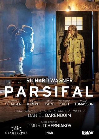 Daniel Barenboim joue Parsifal (1882), ultime opéra de Richard Wagner
