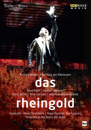 Daniel Barenboim joue Das Rheingold (1869), l'opéra de Wagner, à Milan