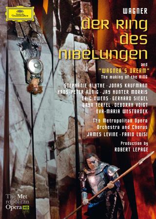 Der Ring des Nibelungen | L'anneau du Nibelung