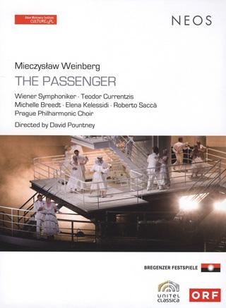 La passagère, opéra de Mieczysław Weinberg, au Bregenzer Festspiele 2010