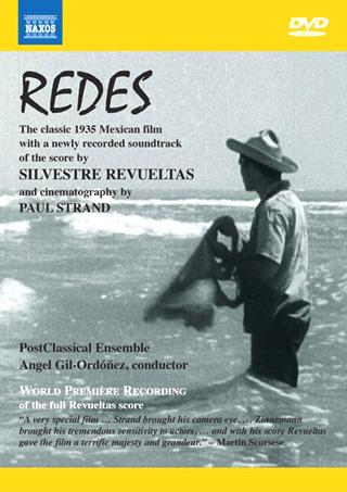 La musique du film Redes (1936) fut composée par Silvestre Revueltas
