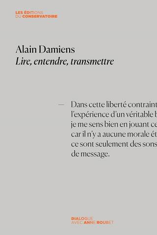 Le clarinettiste Alain Damiens évoque un demi-siècle de rencontres musicales