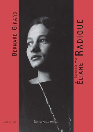 Bernard Girard | Entretiens avec Éliane Radigue