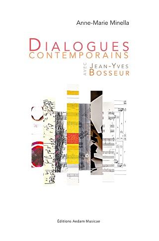 Anne-Marie Minella évoque les collaborations extra-musicales de Bosseur