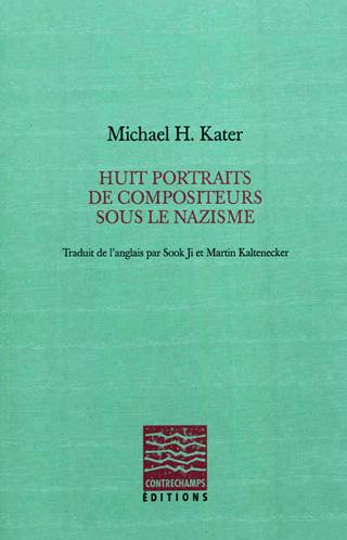 Huit portraits de compositeurs sous le nazisme