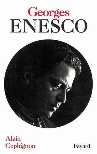 Georges Enesco, par Alain Cophignon