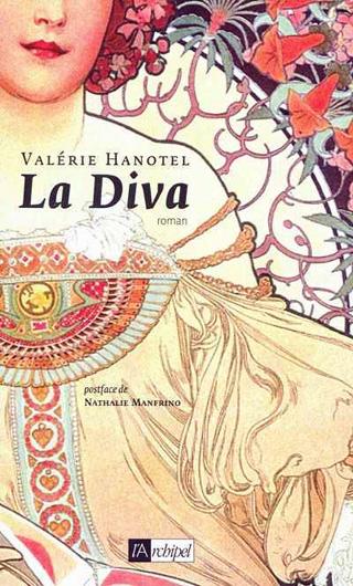 La Diva, roman de Valérie Hanotel