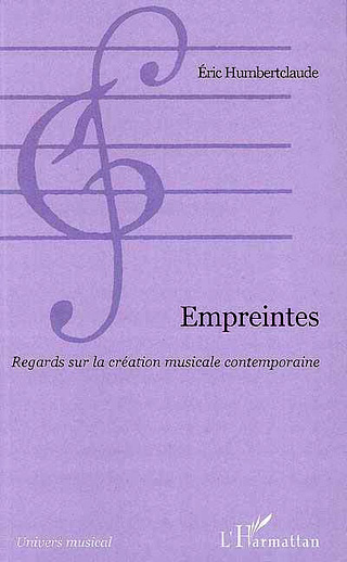 Empreintes – Regards sur la création musicale contemporaine