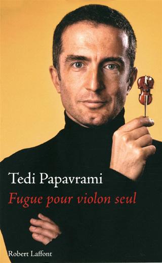 Tedi Papavrami | Fugue pour un violon seul