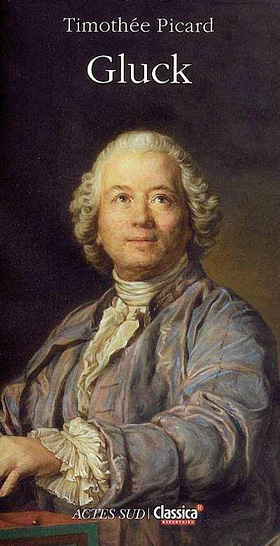 biographie de Christoph Willibald Gluck par Timothée Picard