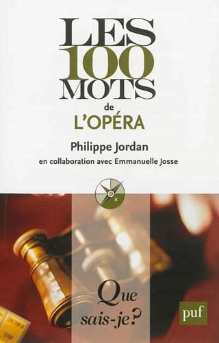 Philippe Jordan | Les 100 mots de l'opéra
