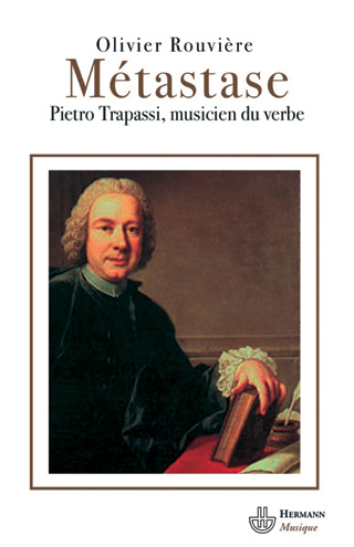 Métastase – Pietro Trapassi, musicien du verbe