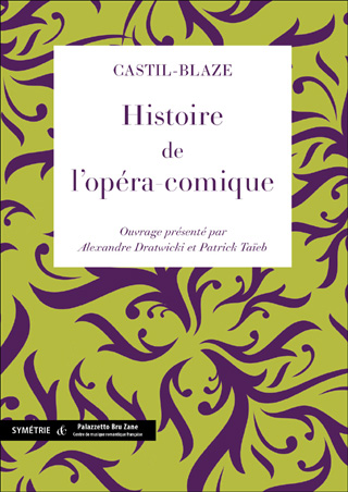 Histoire de l'opéra-comique
